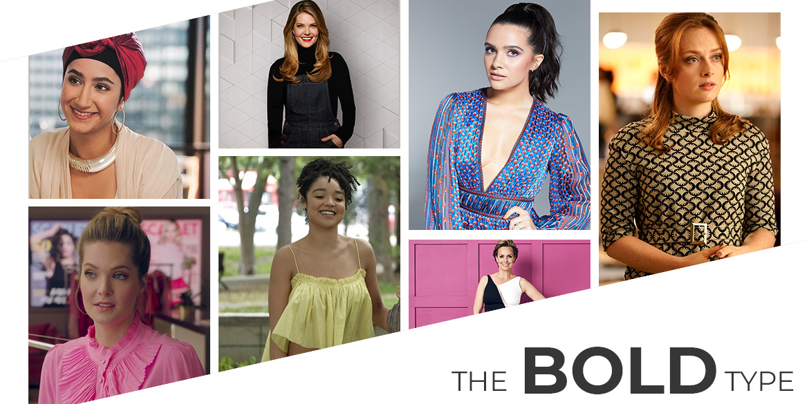 Summer Fashion Muse - The Bold Type #Styling