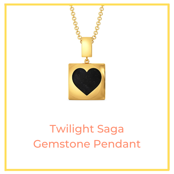 Twilight Saga Gemstone Pendant.