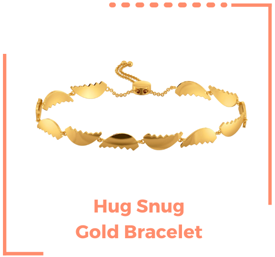 Hence, check out the second skin collection gold jewellery