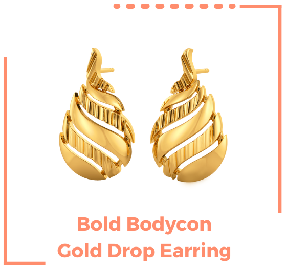 Finally, check out this second skin collection gold jewellery