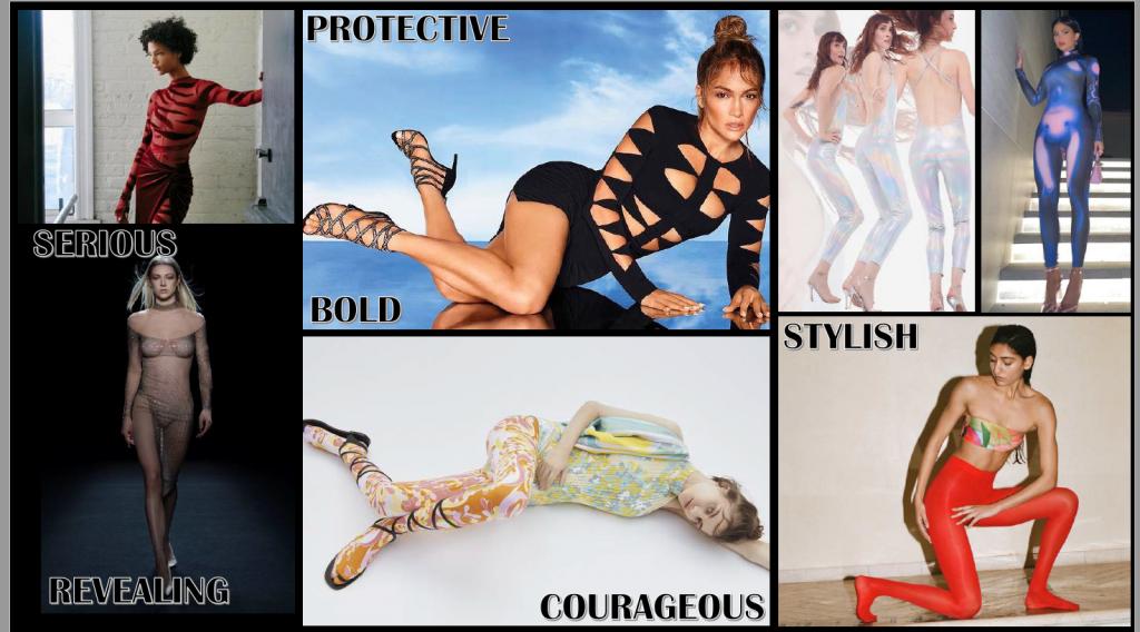The Bold Contours - Designer's Mood Board