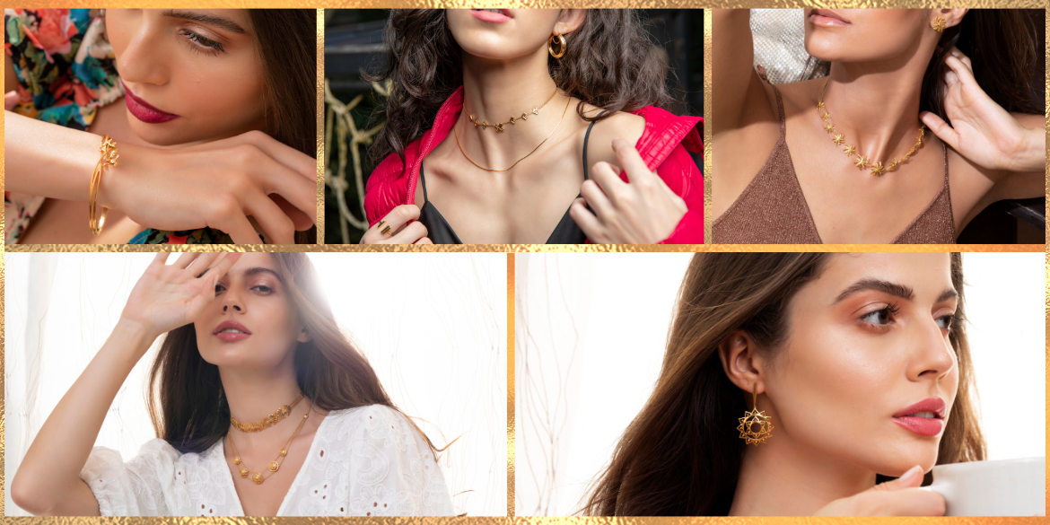 7 Gold Ways for Your Week! #Styling