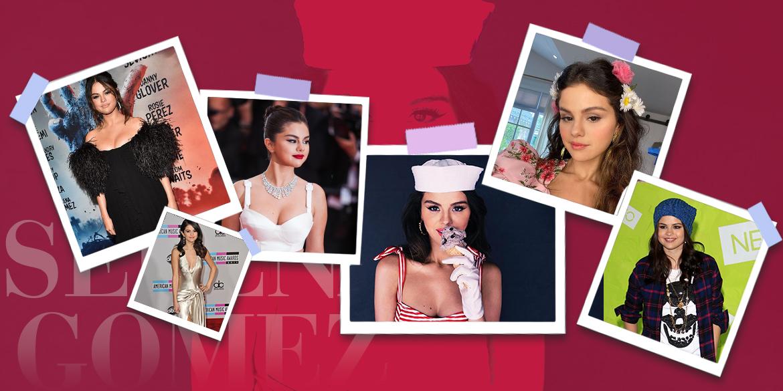 Selena Gomez's Style File #FashionMuse