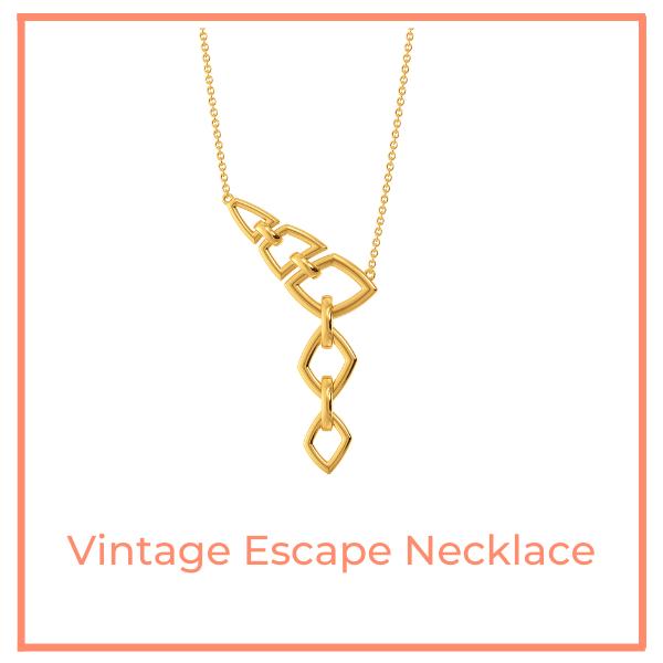 Vintage Escape Necklace