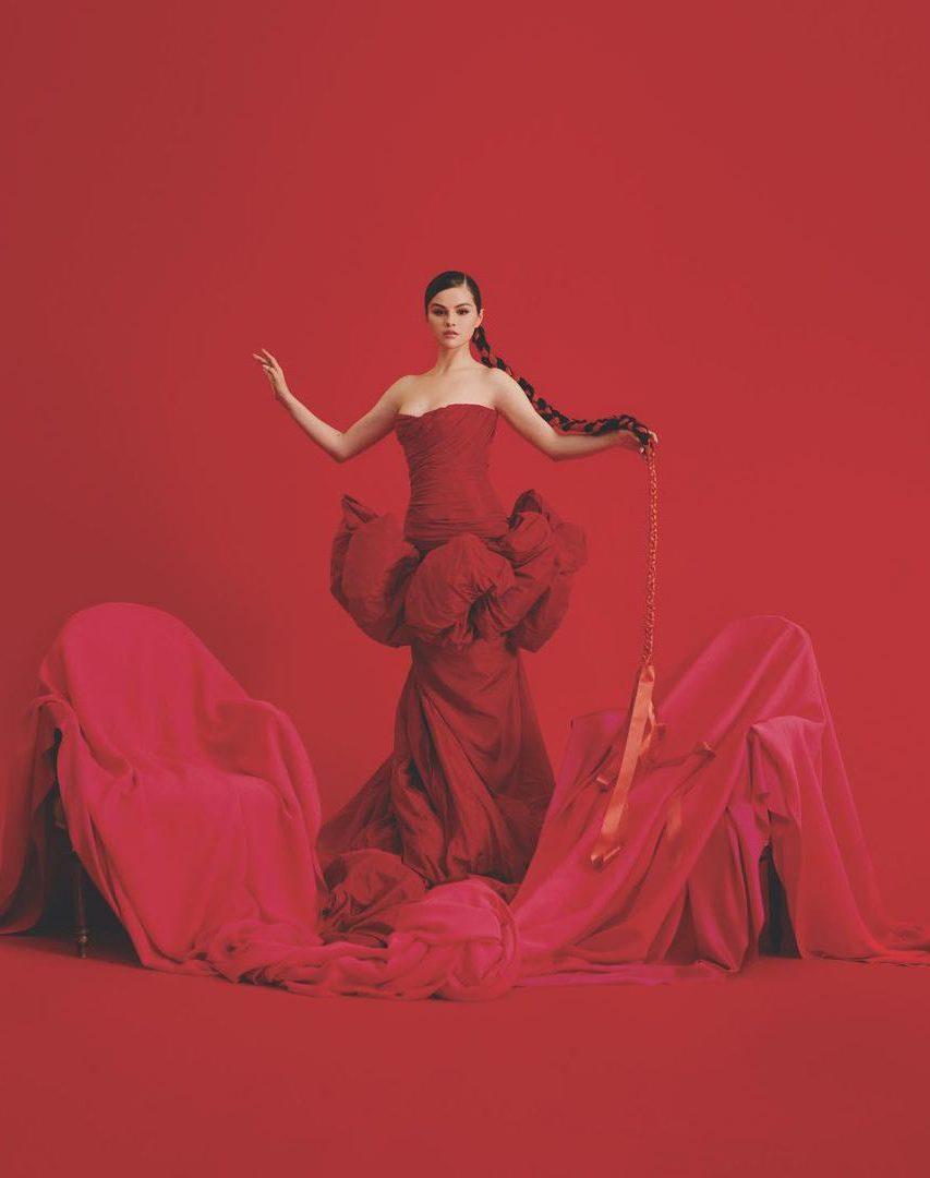 artsy red