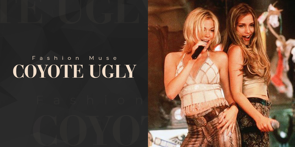 Dancing To Y2K Fashion With Coyote Ugly #Fashion Muse
