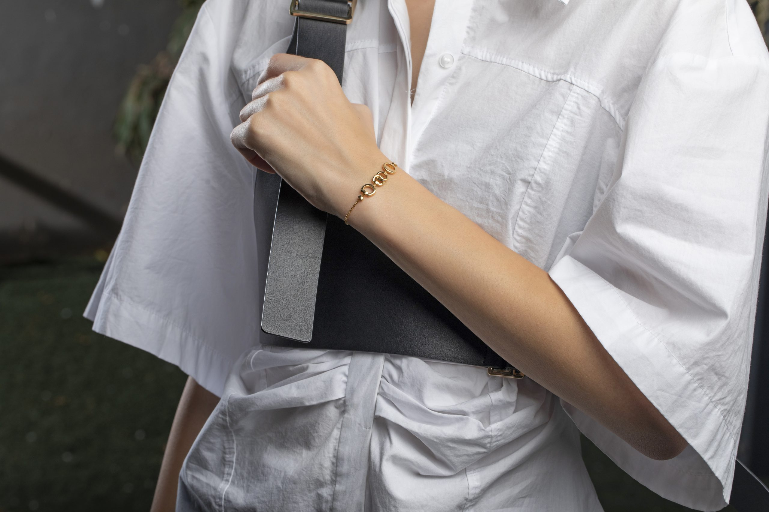 The Stable Style Gold Bracelet