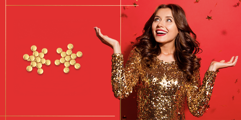AW21: Glitter, Glam, Gold! #TrendAlert