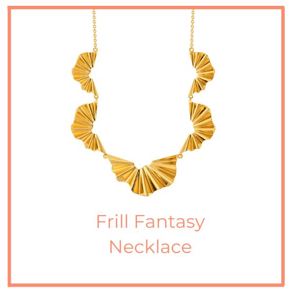 Frill Fantasy Necklace